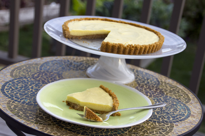 lemon-lime tart