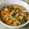 Thumbnail image for Sweet Potato, Kale and Peanut Stew
