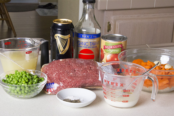 Guinness Shepherd's Pie 1